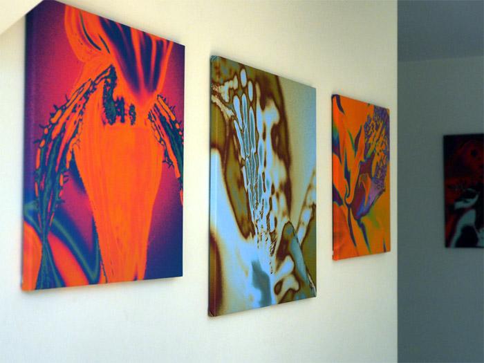 Maria Tehia asbtract artist