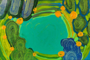 Ivo Alvatone abstract landscape painter