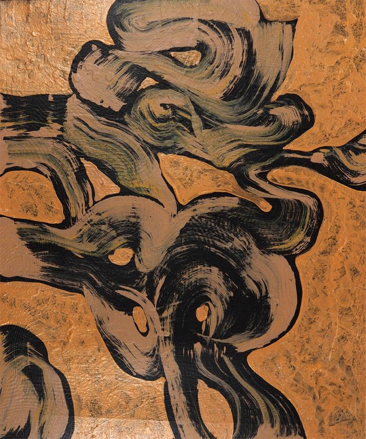 Ana Ksamit abstraction