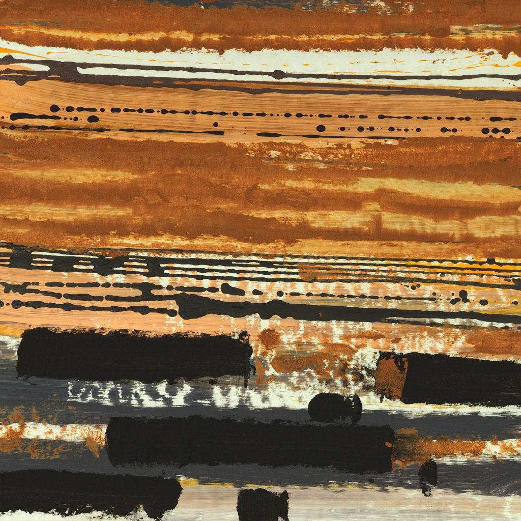 Bartos Saro matter painting landscape