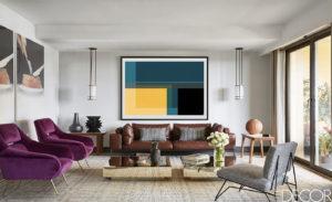 Daniel Buchner geometrical abstraction