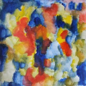 Spirituality in colors; by Ingela Wallgren Lindgren