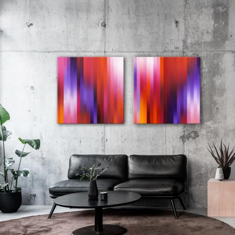 Catherine Guinot - Pixel waves