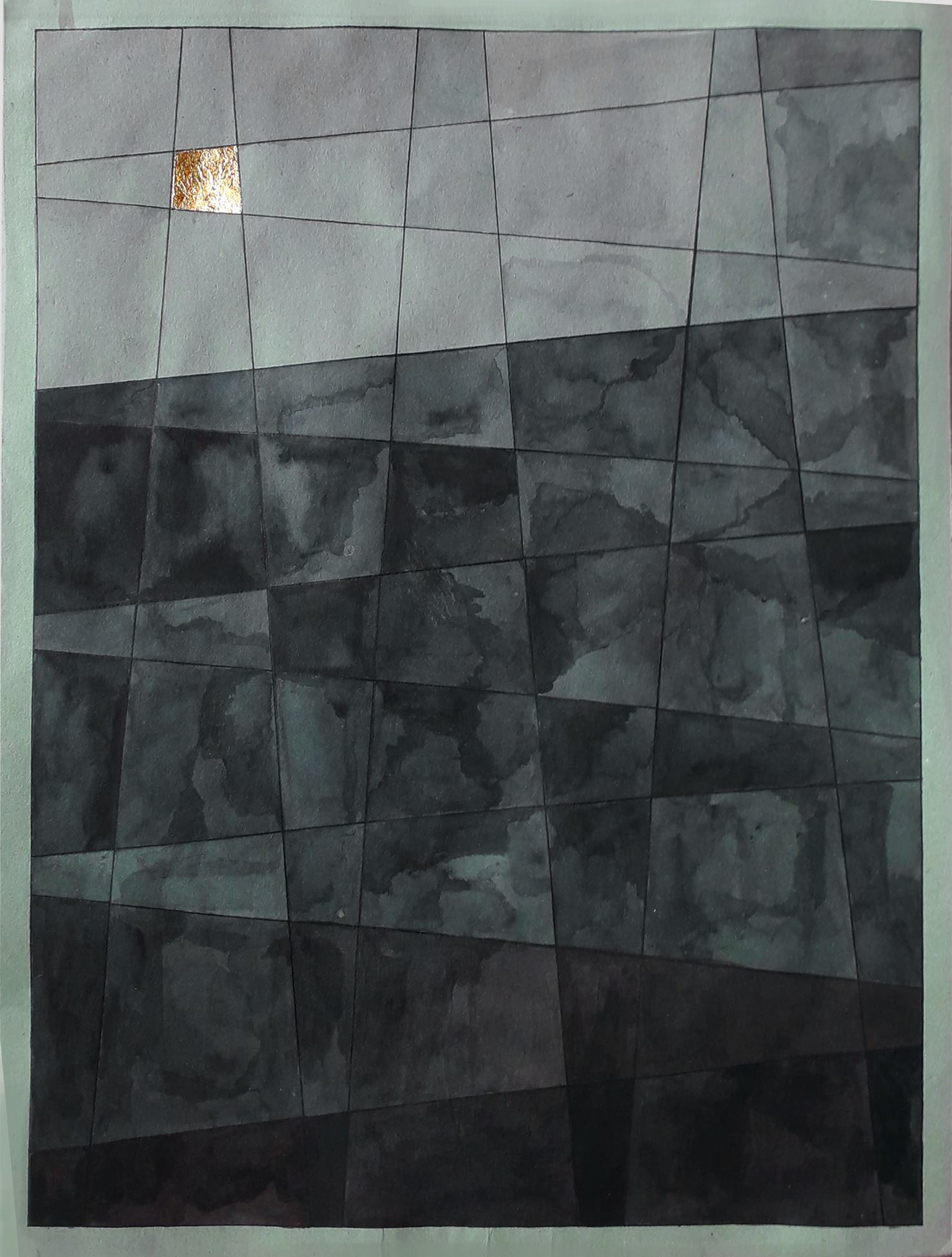 Marija Nikolic Golden Light drawings