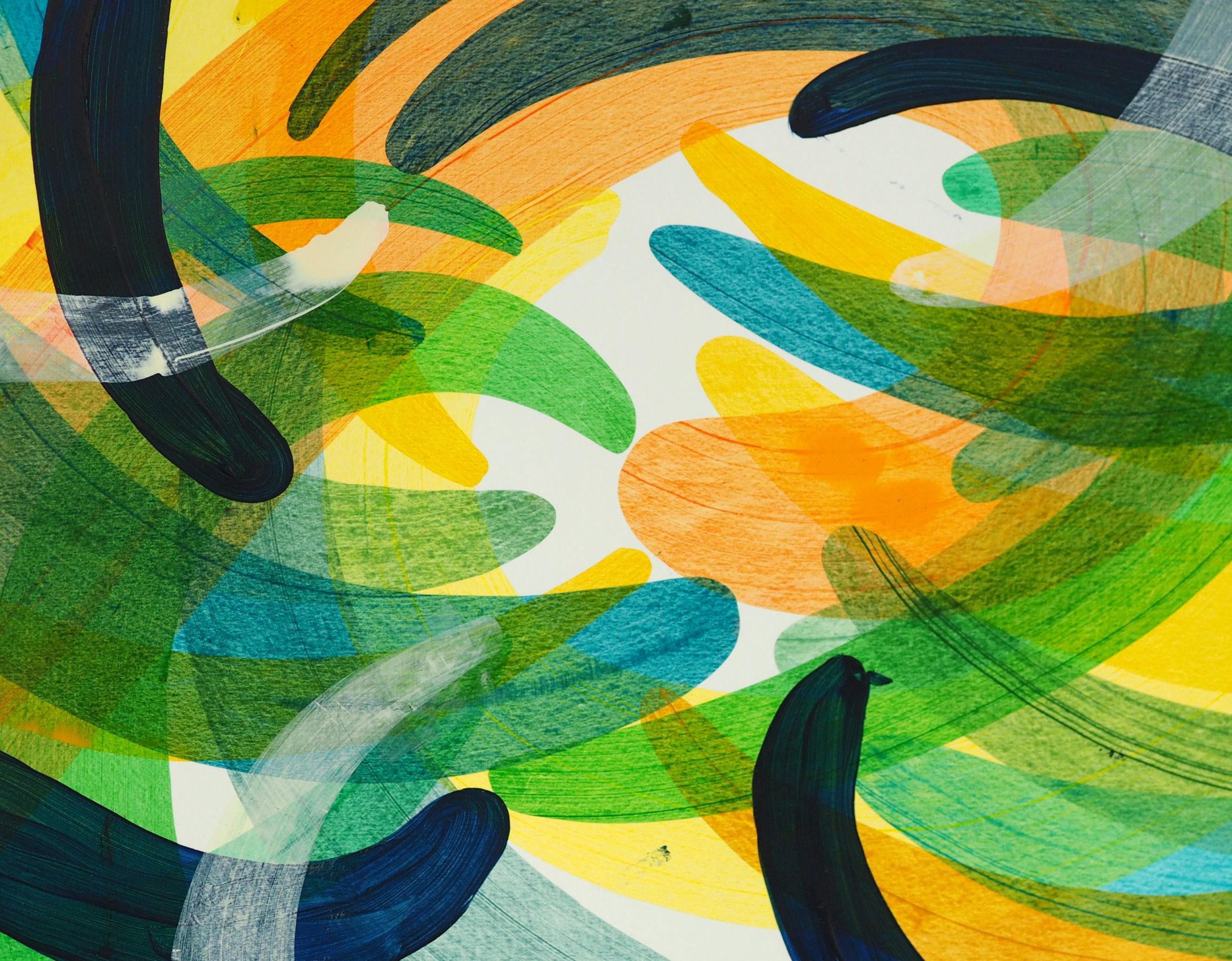 Robert Lardus abstract painter