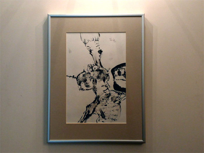 Eva Davis - CONVERSIONS - black and white artworks