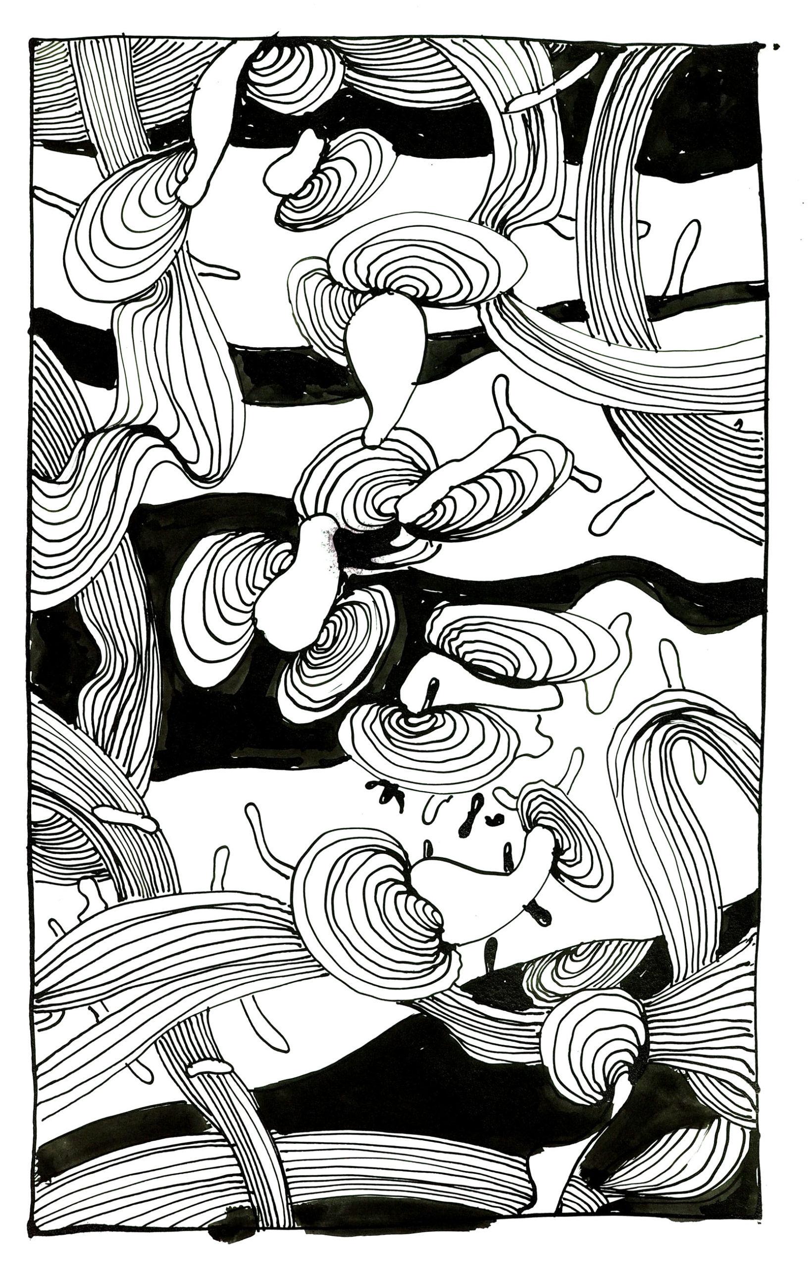 Artur Kepili Abstract compositions