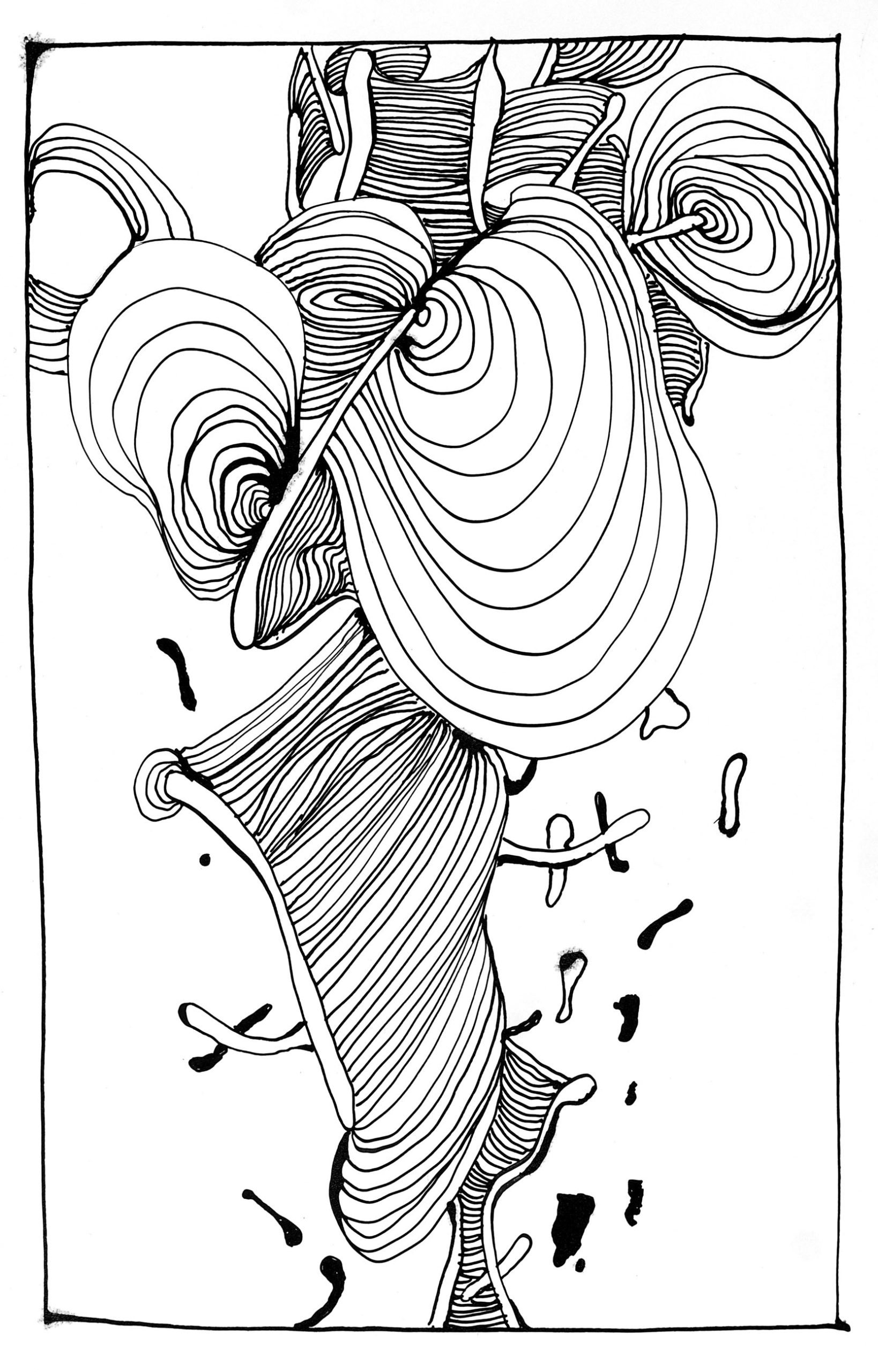 Artur Kepili Abstract drawings
