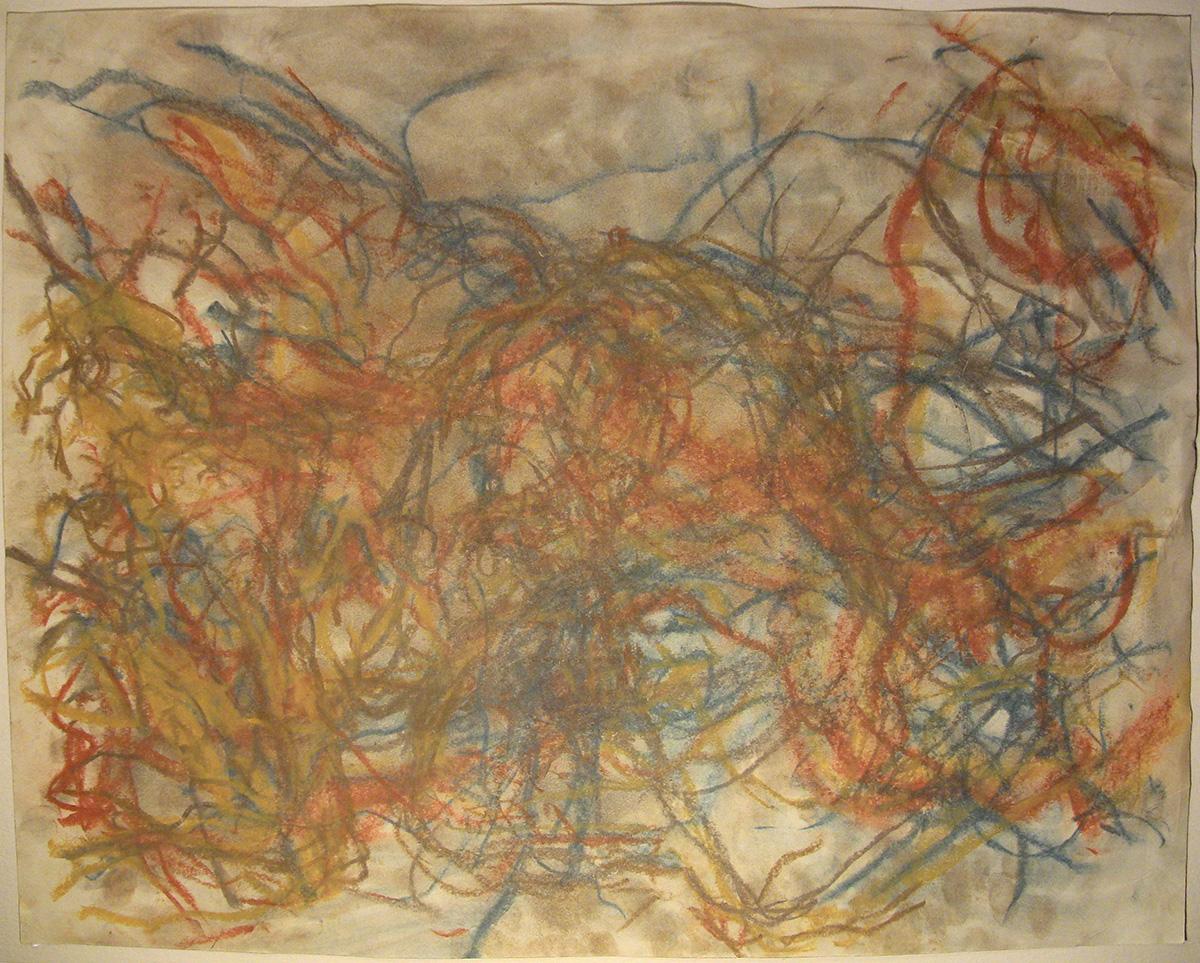 Bryan Prillwitz pastel